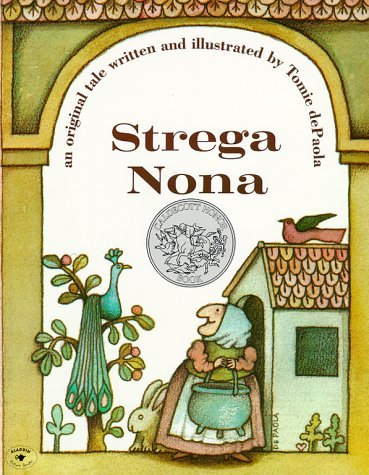 Flipflops And Applesauce Strega Nona By Tomie De Paola