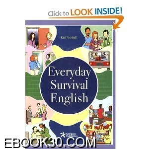 Sky Wings !!: Everyday Survival English (Audio book)