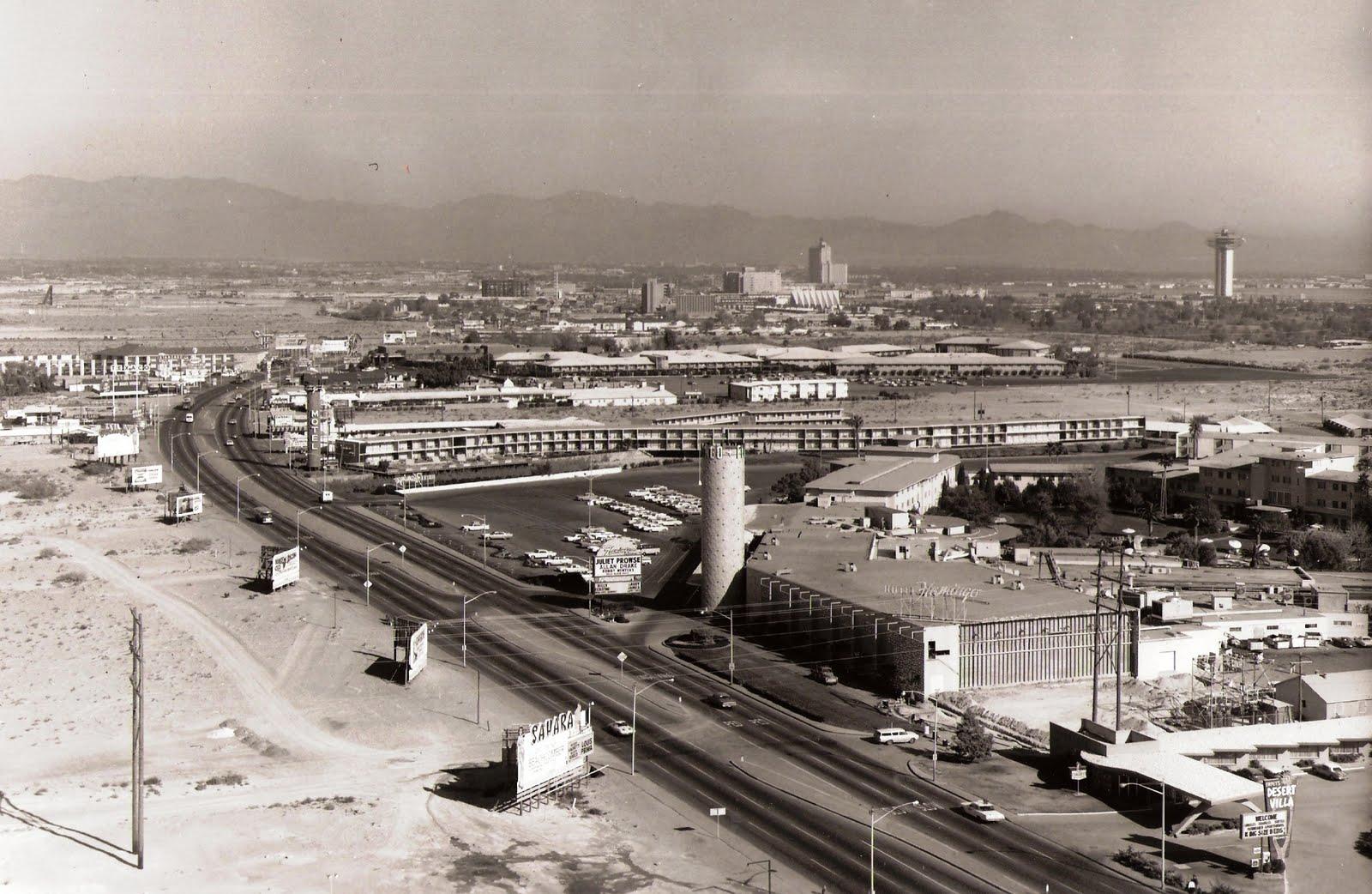 Las Vegas Gründung