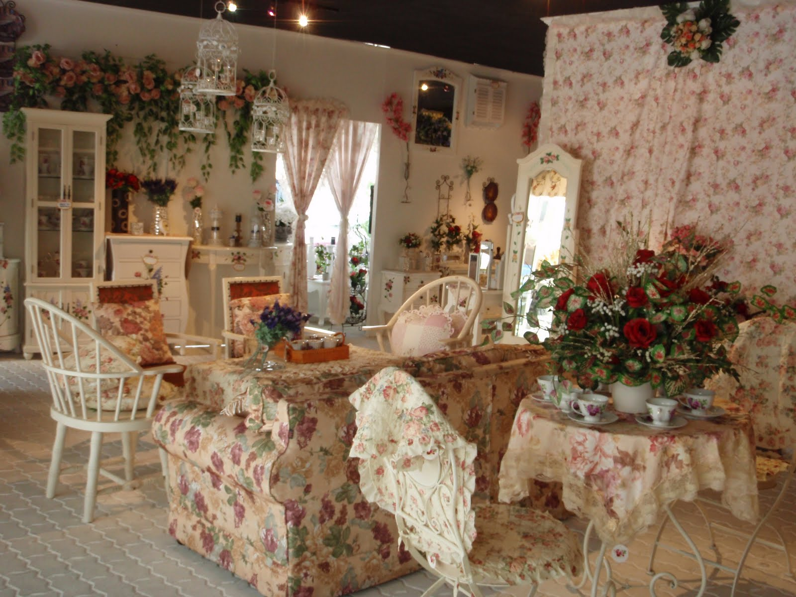 Country Style Decor Xing Fu English Country Style Decor