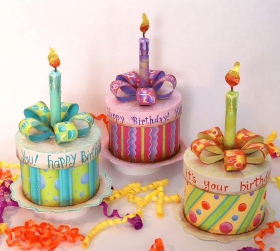 Happy Birthday Rossy Cake