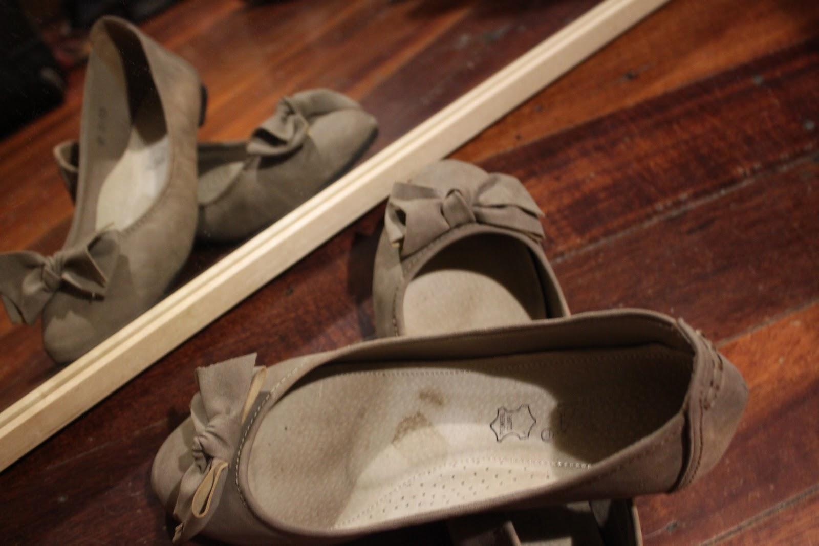 Suede Lace Ups Mens Shoes