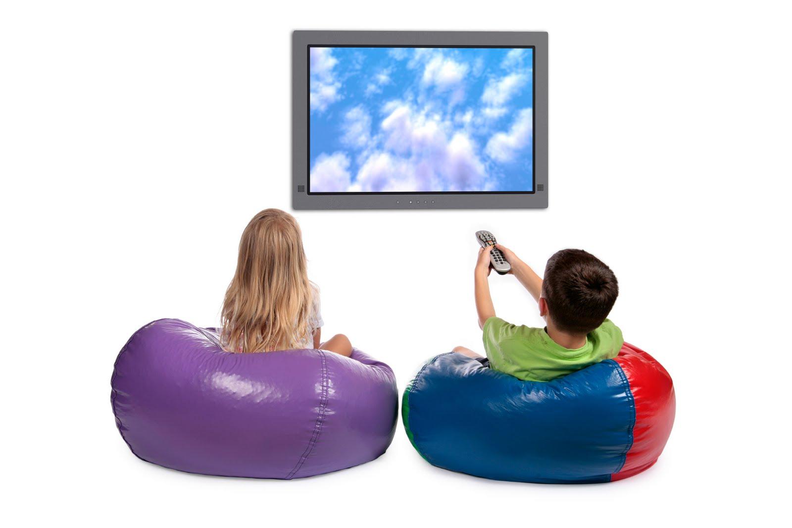 Children and watching tv