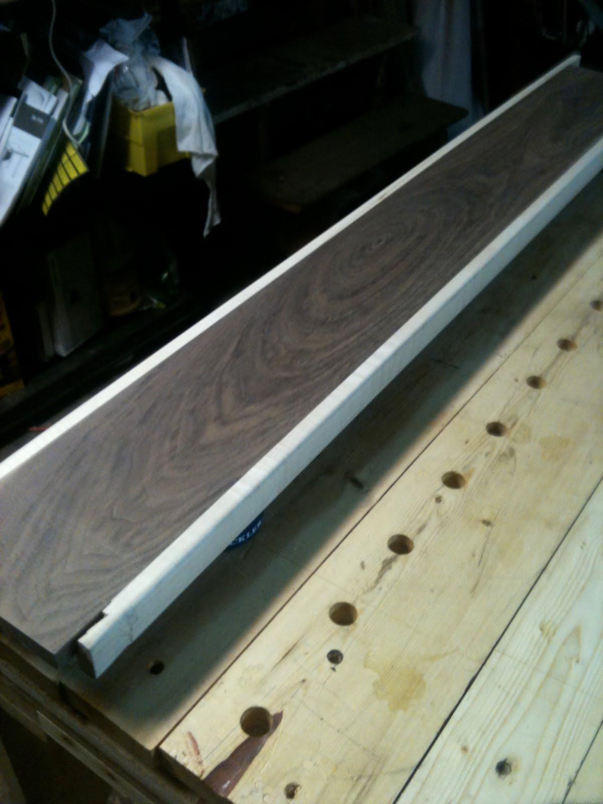 Rounding Plywood Edges