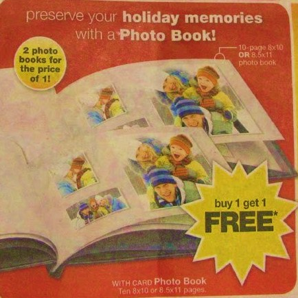 simply cvs free 8 x 10 kodak photo books at cvs week of 12 26 w coupon