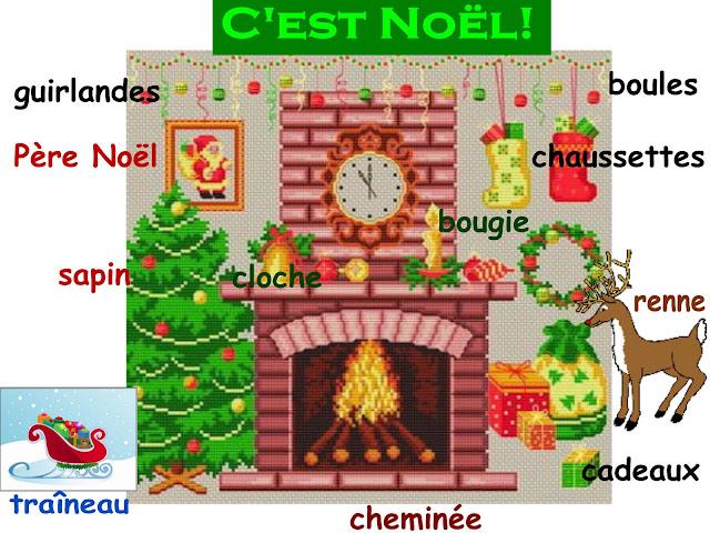 Święta Bożego Narodzenia #2 - słownictwo 26 - Francuski przy kawie