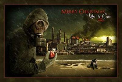 Apocalyptic Post Ponderings Of The Apocalypse Merry Post Apocalyptic Christmas And Happy