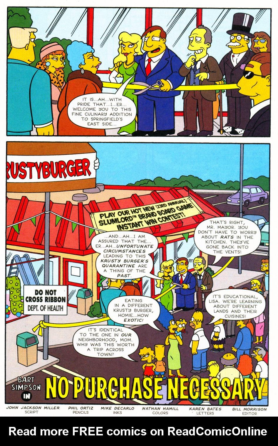 Read online Simpsons Comics Presents Bart Simpson comic -  Issue #27 - 20
