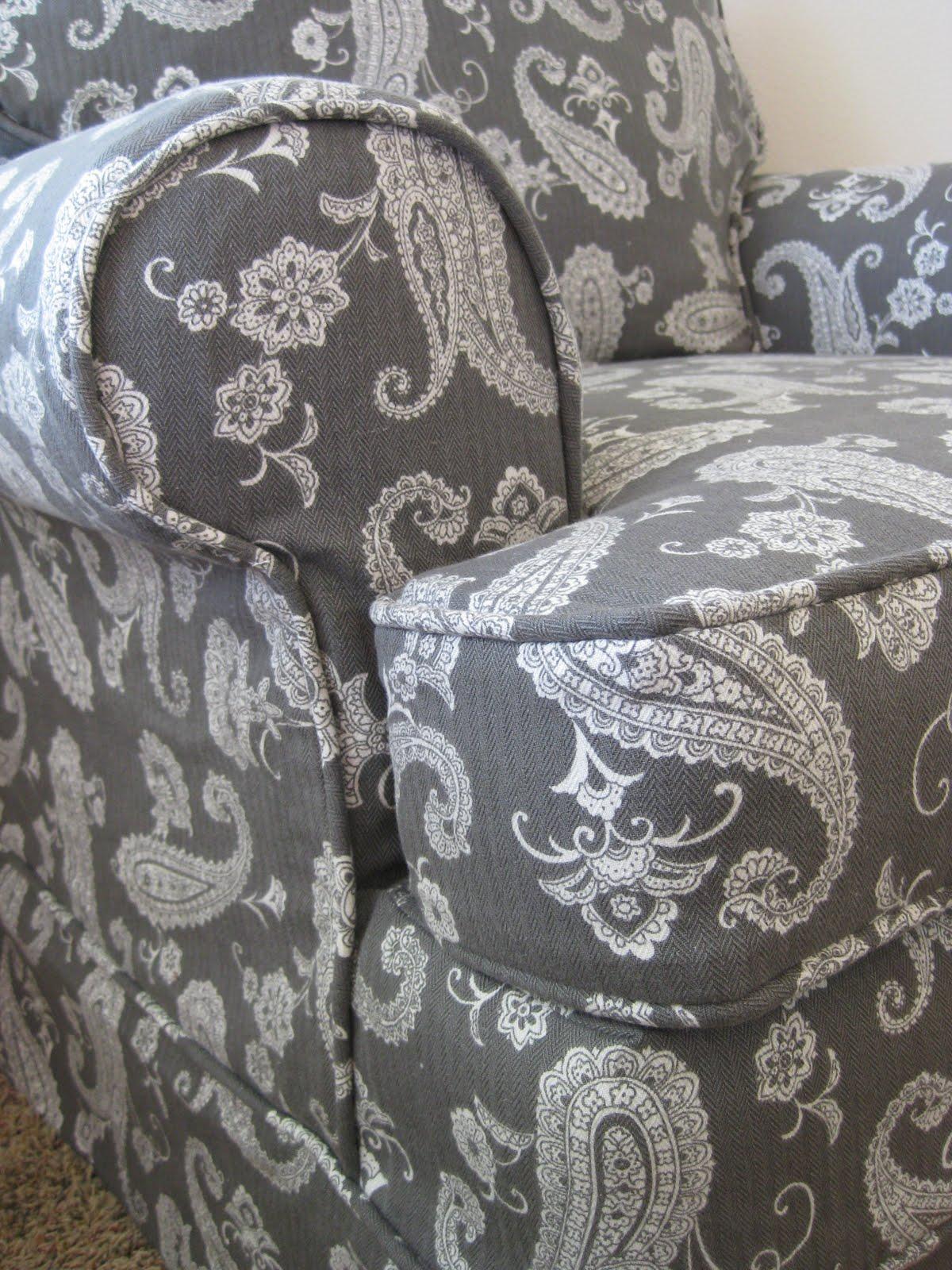 Custom Slipcovers by Shelley September 2010