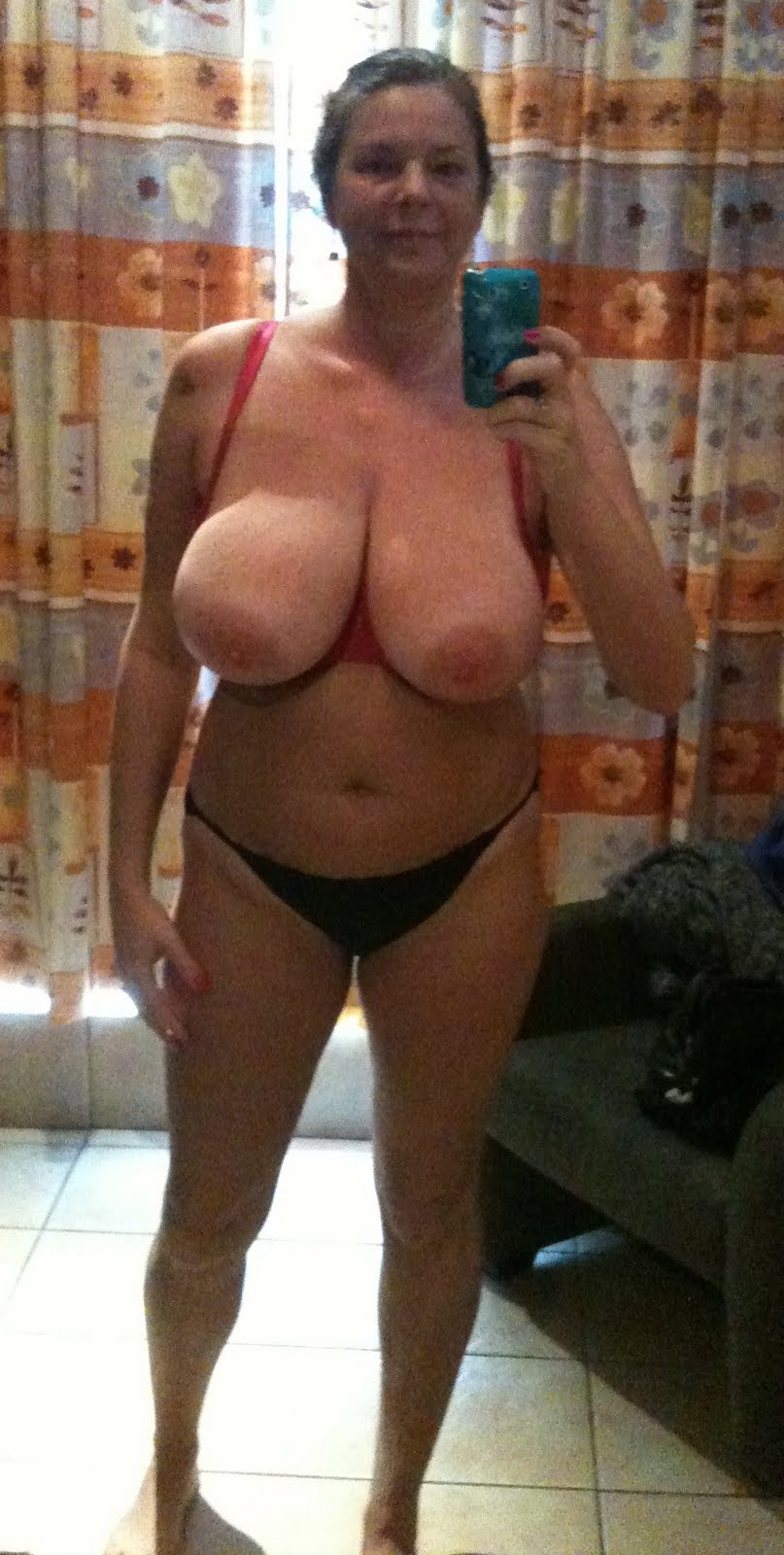 Perfect tits milf carrie fucked