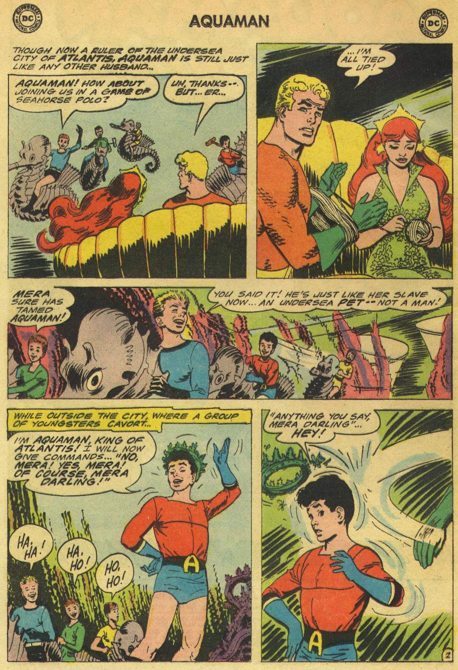 Aquaman (1962) Issue #21 #21 - English 4