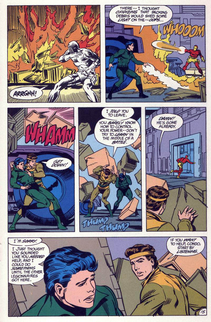 Legion of Super-Heroes (1984) 59 Page 15