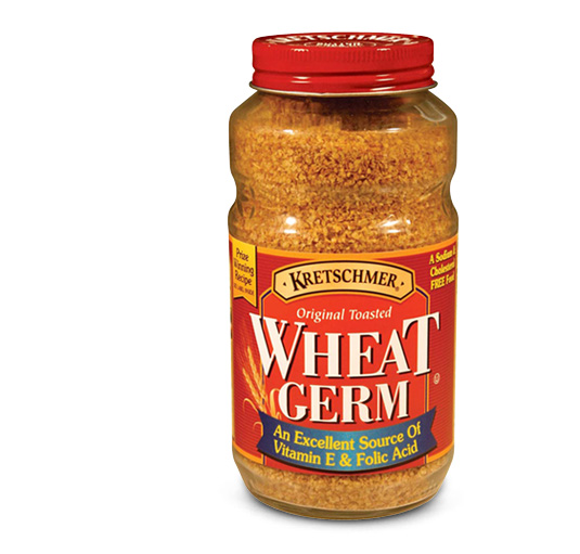 Where can you buy wheat germ