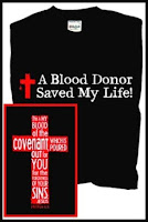 Blood Donor Saved My Life