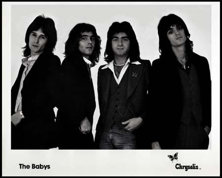 The Babys - 1978 - Head First | Abominogjnrs Blog
