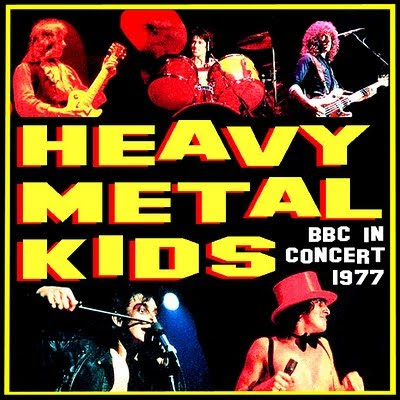 Image result for Heavy Metal Kids - In concert at the BBC