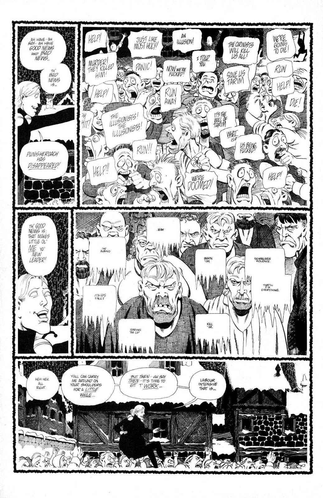 Cerebus Issue #163 #162 - English 18
