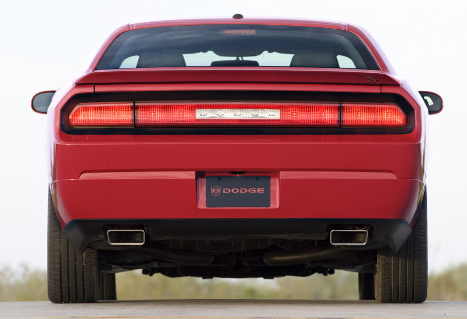 JUST HOW BIG IS THE DODGE CHALLENGER?   GCBC