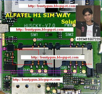 Alfatel H1 China Mobile Insert SIM Problem Solution Ways Track