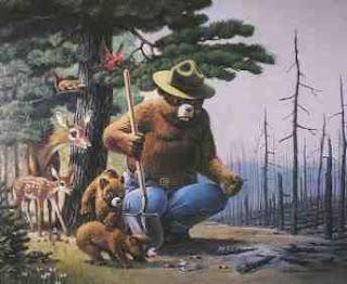 Smokey Bear turns 75 today!