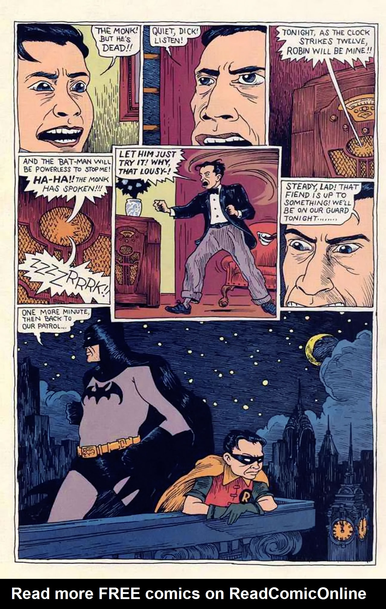 Read online Bizarro World comic -  Issue # TPB - 19