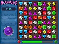 Here's everyone's favorite #MatchThree game #Bejeweled! #StrategyGame