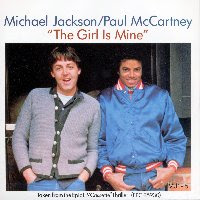 Michael Jacksons Single The Girl Is Mine