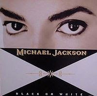 Black Or White Debuted as Michael Jackson's first Dangerous Single