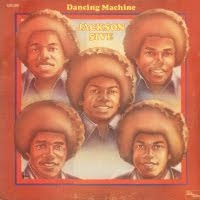The Jackson 5 briefly got back to prominence with their successful Dancing Machine single reaching #2