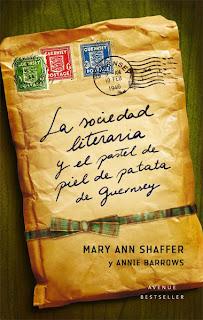 La societat literària de i de pastís de pela de patata de Guernsey