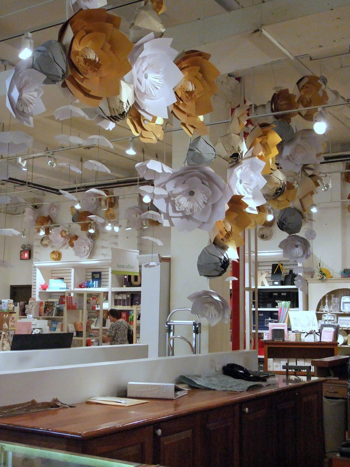 Cavania Inspirational Stores  Display Ideas