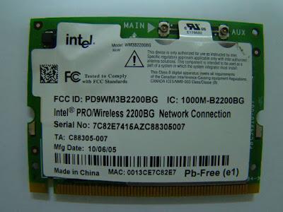 Intel pro wireless 2200bg driver windows 7 32bit download.