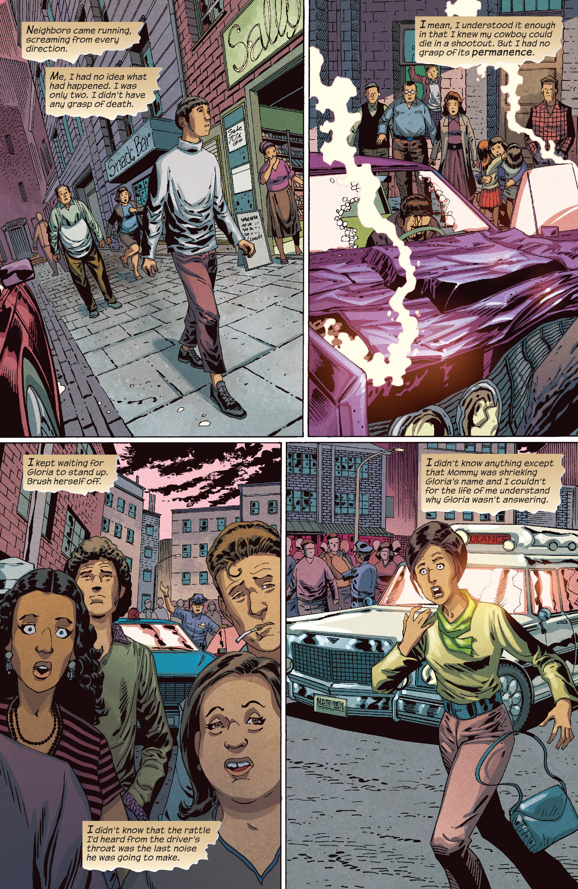 Read online Dark Tower: The Drawing of the Three - The Prisoner comic -  Issue #1 - 13