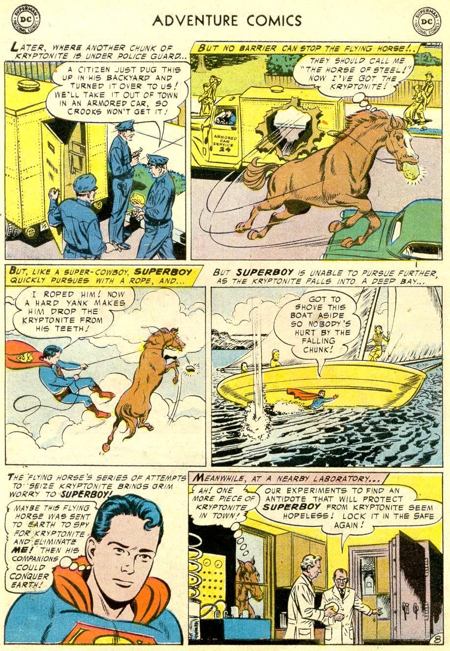 Read online Adventure Comics (1938) comic -  Issue #230 - 10