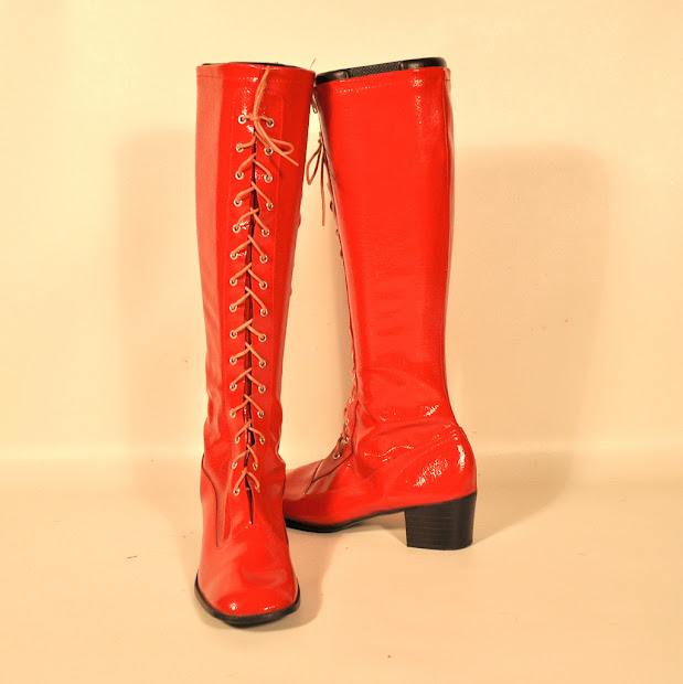 Vintage 60s Gogo Boots