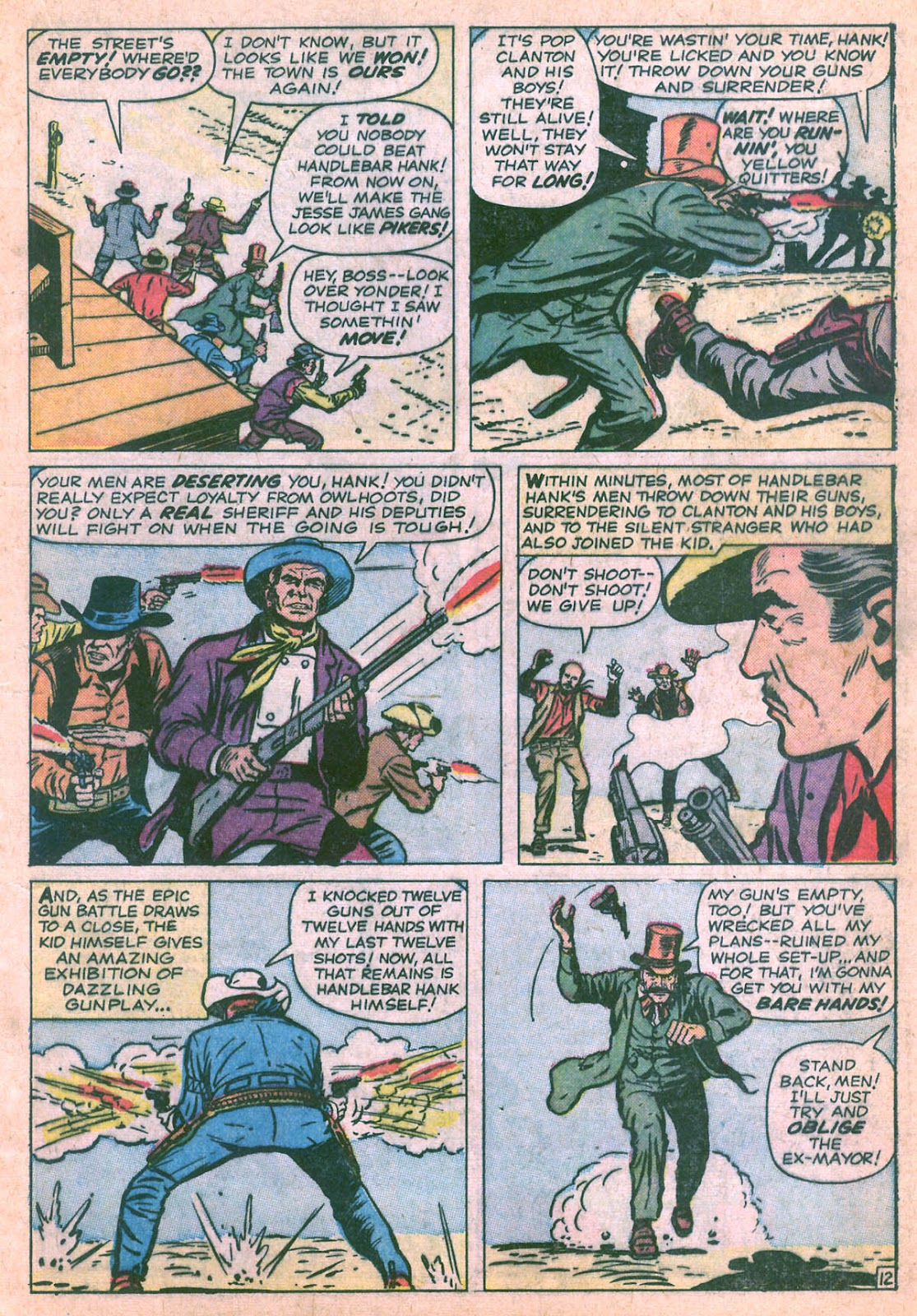 The Rawhide Kid (1955) issue 36 - Page 17