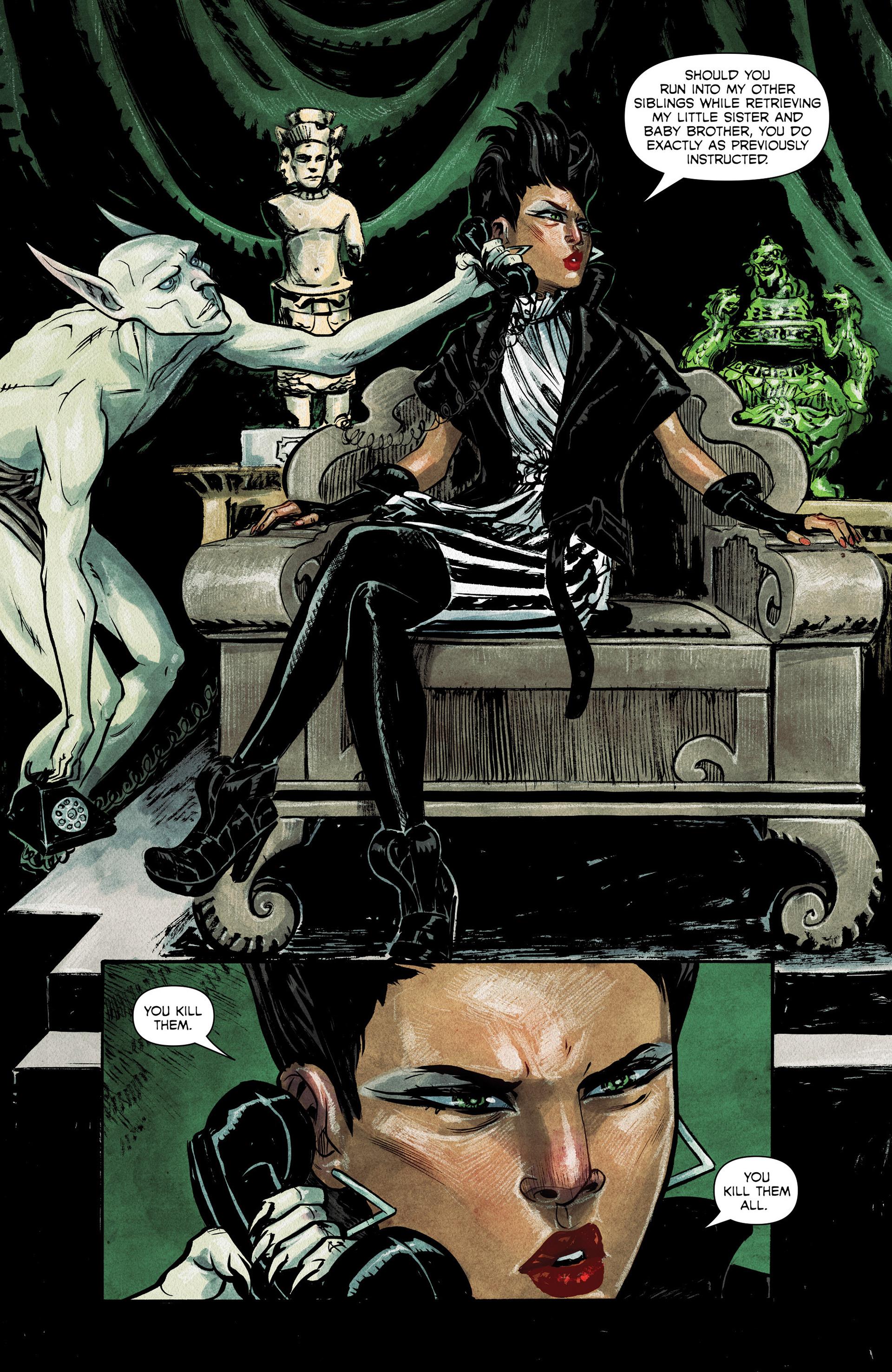 Read online Shutter comic -  Issue #6 - 5