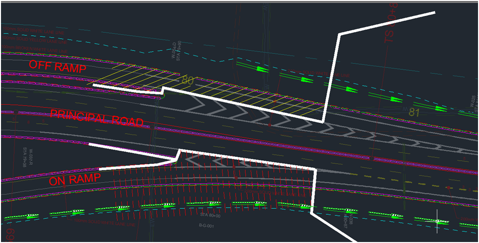 Learning Civil 3D: Modeling a Highway Gore Area