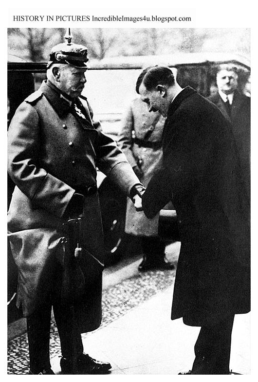 the appointment of hitler as chancellor Berlin, germany january 30, 1933 at noon on this date in 1933 in berlin, german president and world war i hero paul von hinden­burg appointed adolf hitler, an austrian now with german citizen­ship, reichs­kanzler of the wei­mar republic, a par­lia­mentary repre­sen­ta­tive demo­cracy that had replaced the im­perial form of govern.