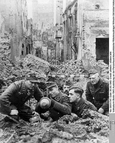Dresden bombing color