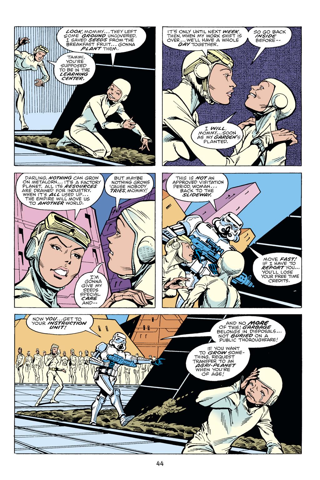 Read online Star Wars Omnibus comic -  Issue # Vol. 14 - 44