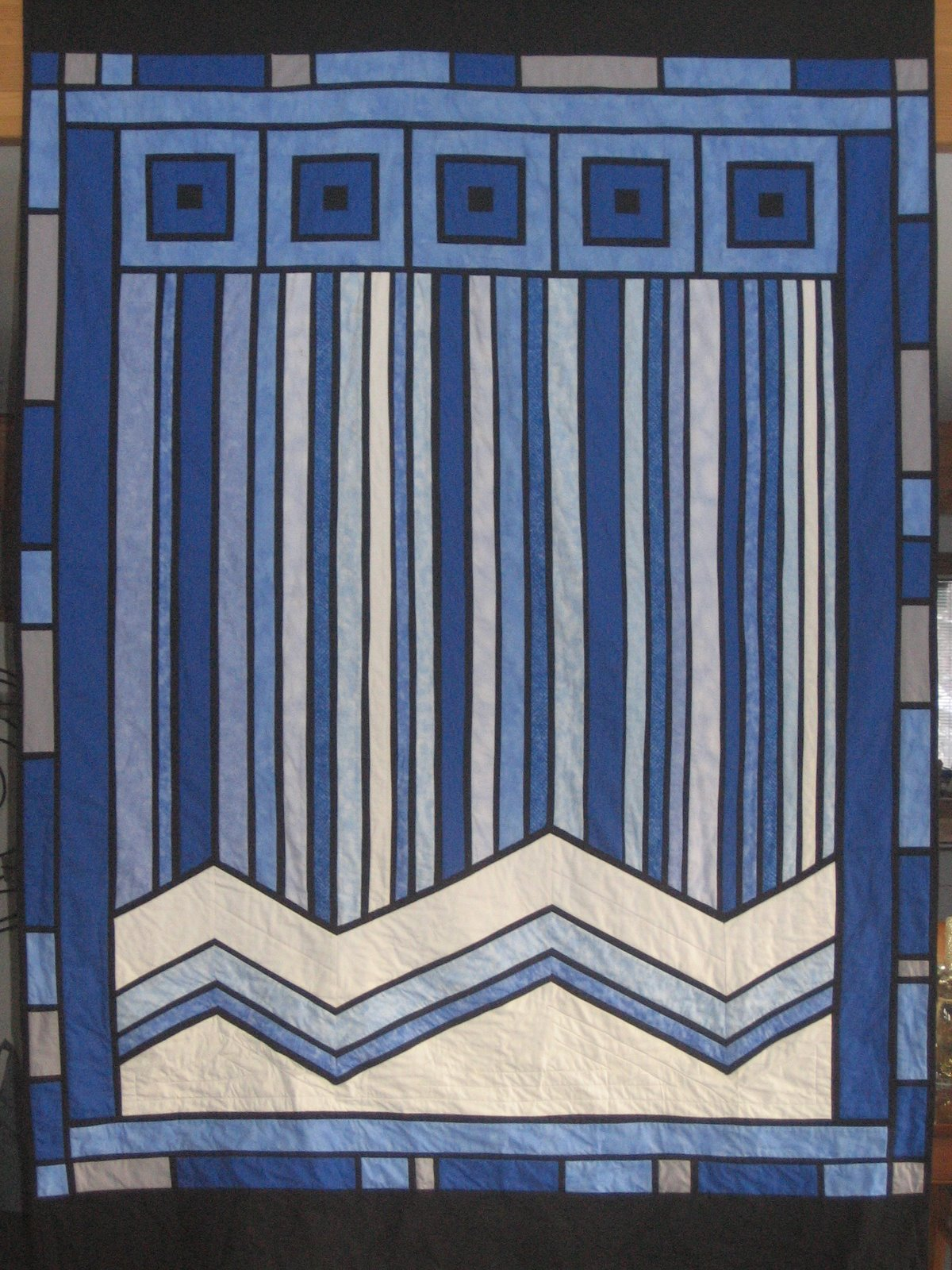 Fabric Reflections Blogger S Quilt Festival Waterfall Return