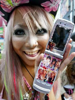 Ganguro Style ガングロ Altered State Of Mind