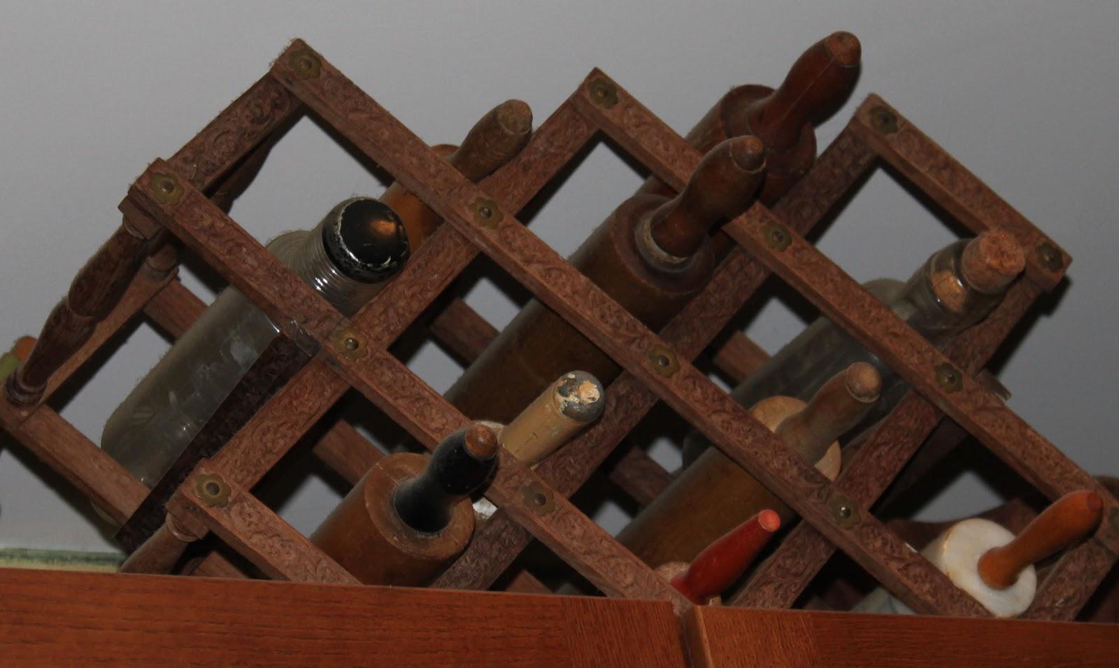 Alternate Uses For Wine Rack Martinique