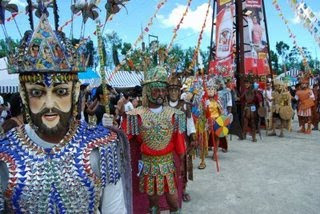 "GINTONG BINHI"" AND ARTS & CULTURE IN MIMAROPA ~ Marinduque"