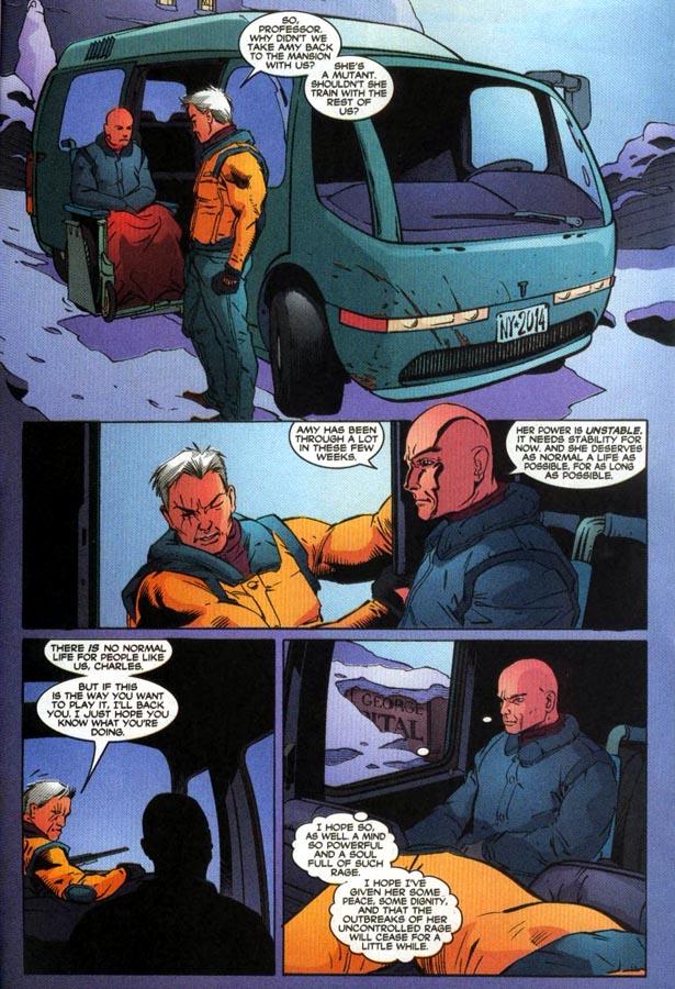 Read online Uncanny X-Men (1963) comic -  Issue # _Annual 2000 - 29