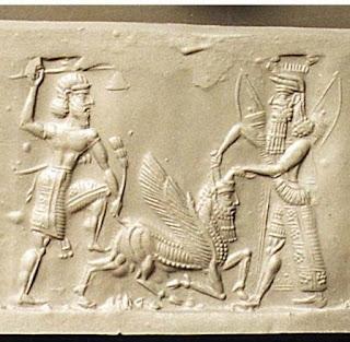 Explain the roles of kingship in ancient sumerian society gilgamesh