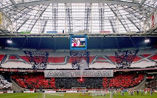 Wallpaper met Amsterdam Arena