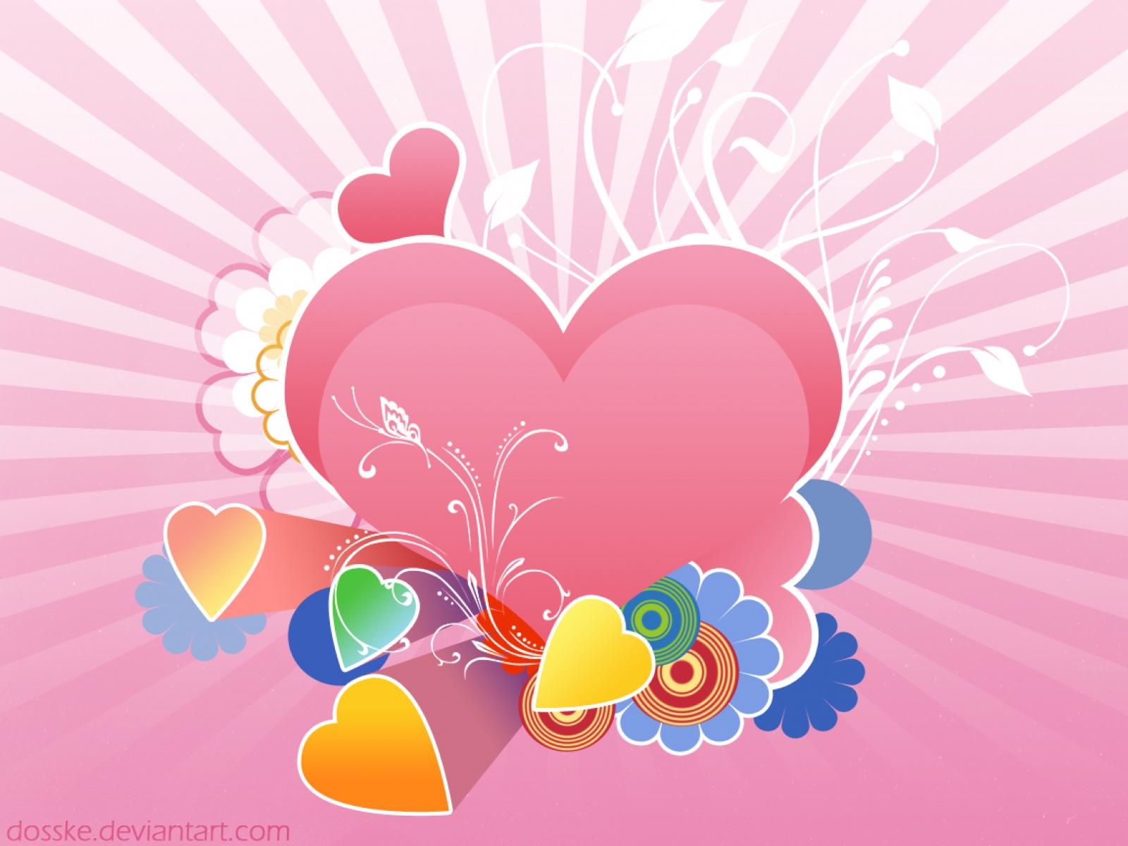 Valentijn achtergronden hd wallpapers - Heart to heart wallpaper ...