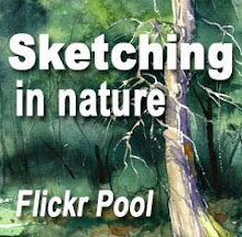 Sketching in Nature on Flickr!